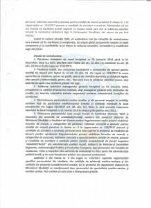 Adresă inaintare l- propuneri Legea 153 si Regulament sporuri.